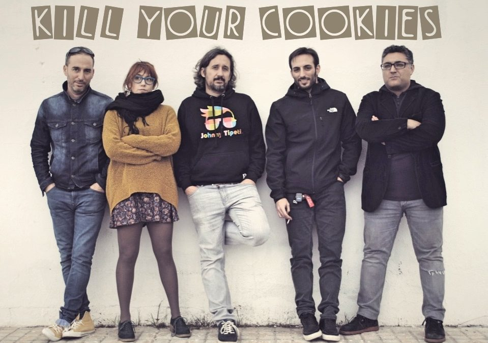 NUEVO TRABAJO DE LOS VALENCIANOS «KILL YOUR COOKIES».