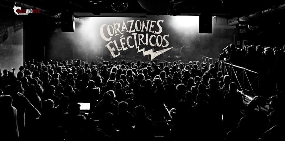 """GIRA DE LOS VALENCIANOS """"CORAZONES ELÉCTRICOS""""."""