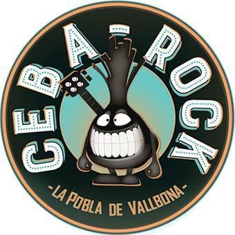 """XI EDICIÓN DEL FESTIVAL """"CEBA-ROCK"""" EN LA POBLA DE VALLBONA."""