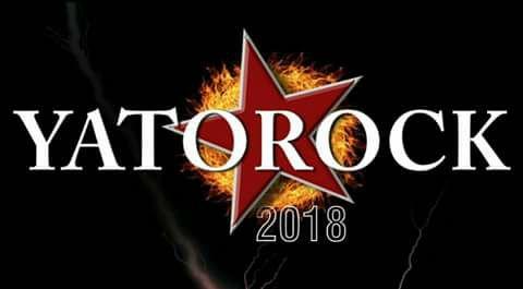 """1ª EDICIÓN DEL FESTIVAL """"YATOROCK"""" Y HORARIOS DE ACTUACIONES."""