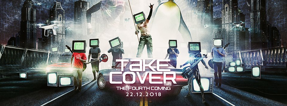 "4ª EDICIÓN DEL ""TAKE COVER FESTIVAL""."