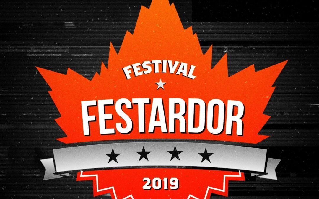 CARTEL DEFINITIVO Y HORARIO DE ACTUACIONES DEL FESTIVAL FESTARDOR 2019 EN PUERTO  DE SAGUNTO.